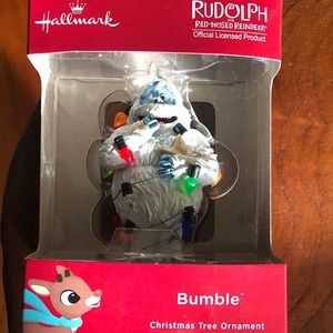 Hallmark Christmas Ornament 2018- Bumble in Lights